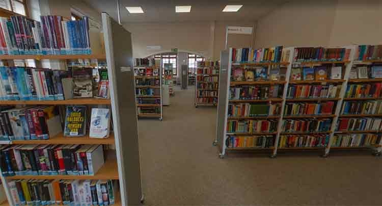 Stadtbibliothek Mainburg